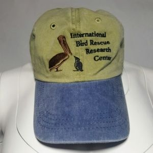 International Bird Rescue Research Center Cap